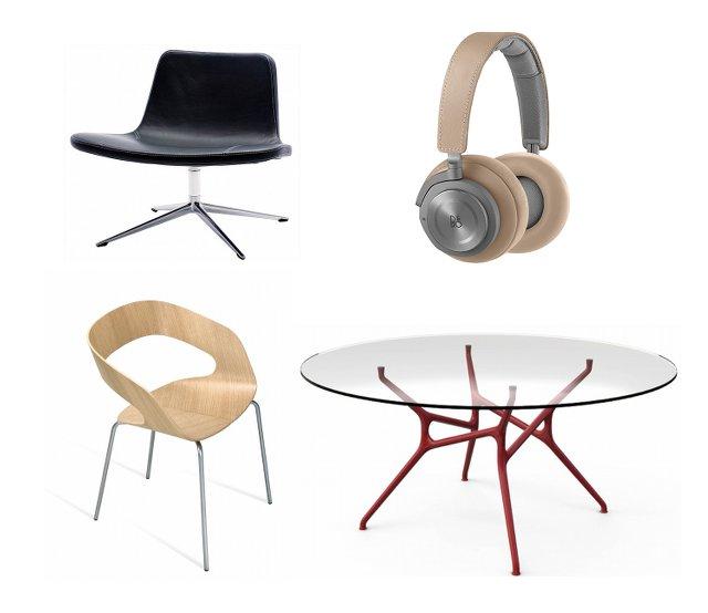 Jacob Wagner/ヤコブ・ワグナーの作ったものテーブルやヘッドホンや椅子