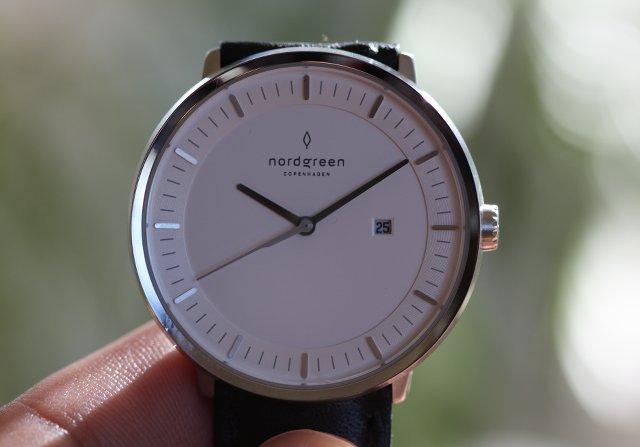 ノードグリーンnordgreenの時計philosopher