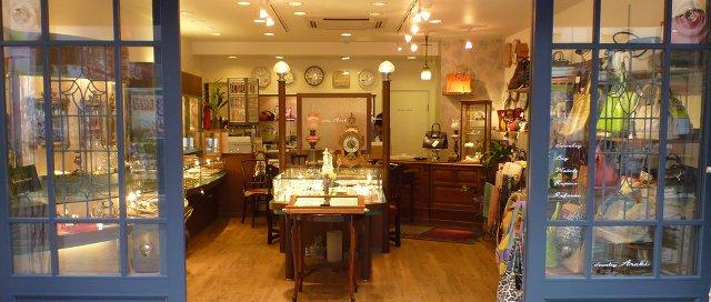 長崎県で時計のオーバーホールをしているアラキ時計宝飾