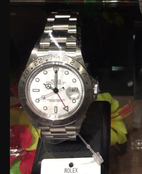 時計の4本目の針、GMT針