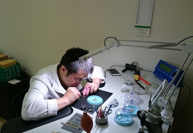 高知県で時計のオーバーホールができる