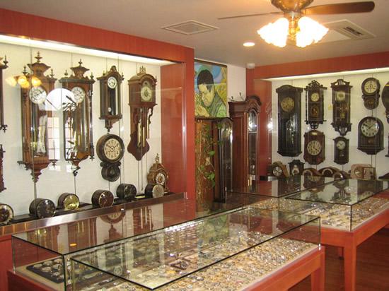 高知県で機会式時計のオーバーホールができる中村時計店