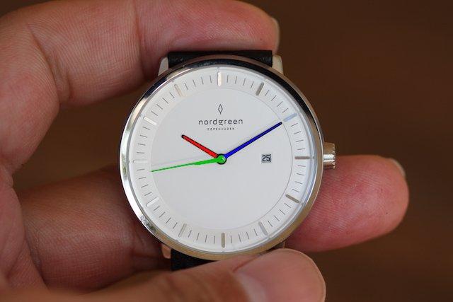 時計の針の呼び方、長い針、短い針、秒針