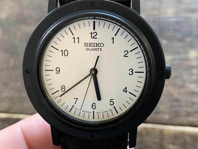 スティーブジョブスのセイコーのクオーツ時計
