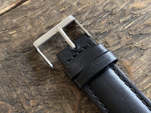 時計の尾錠交換、サイズ間違い