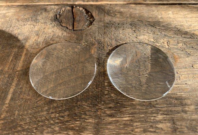 時計のガラス
