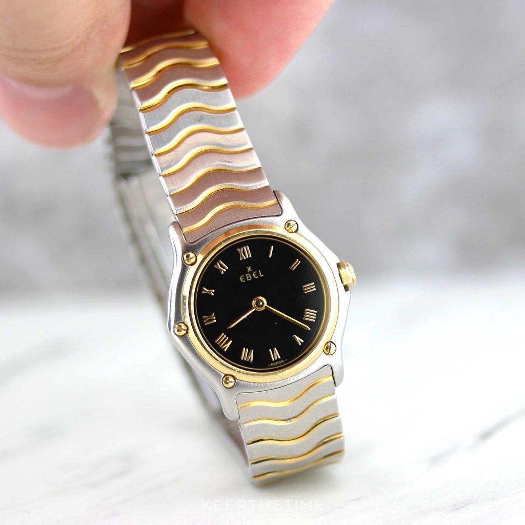 エベルの時計レディース