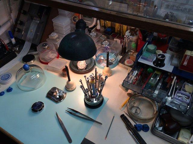福島県で時計の修理やオーバーホールができるみぞい時計店
