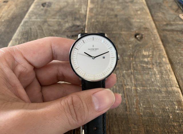 ノードグリーンは新成人や新入生に使い勝手の良い時計