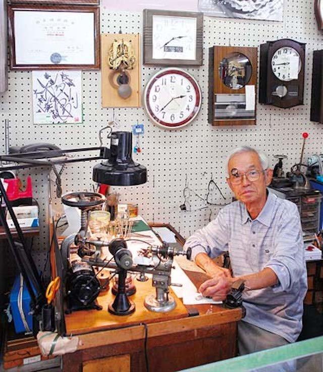 山口県で時計のオーバーホールや修理ができる大村時計