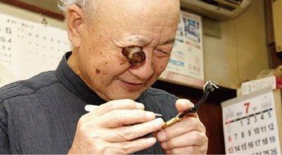 山口県で時計のオーバーホールや修理ができる田中時計