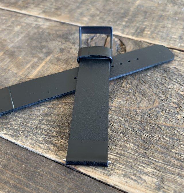 時計のベルトをイージークイックに作り変える