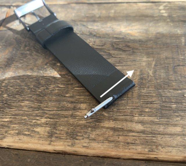 時計のベルトのイージークイックの取り外し方法