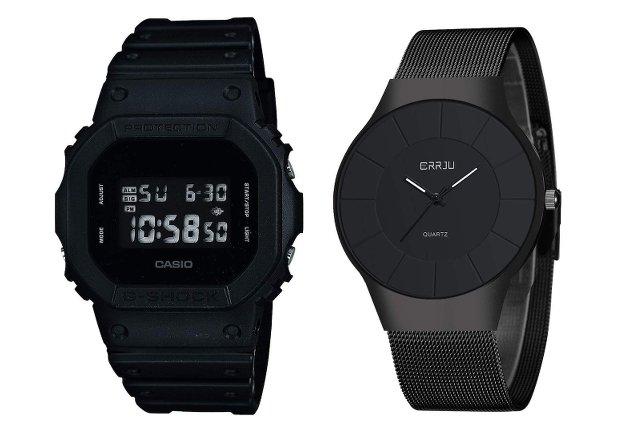 アナログ時計かデジタル時計か?