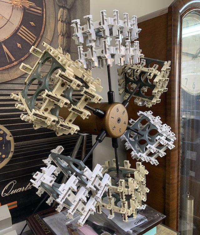 機械式時計の持続時間のテスト、ランニングテスト
