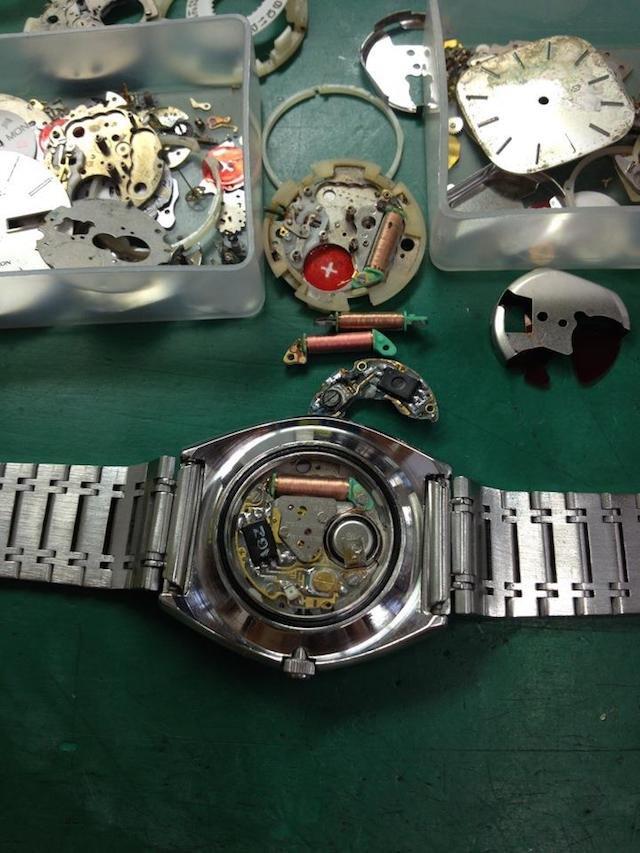 佐賀県で時計のオーバーホールや修理ができる時計店