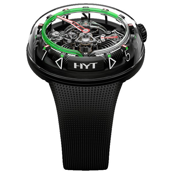 HYTの時計H.20 Green
