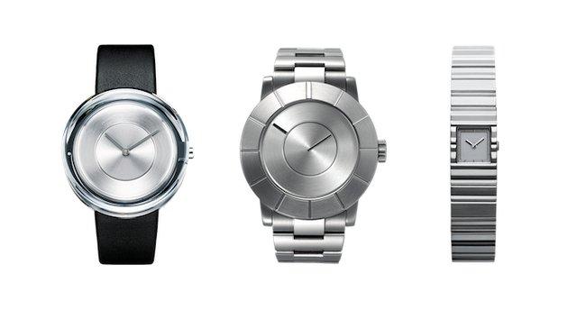 イッセイミヤケの個性的な腕時計