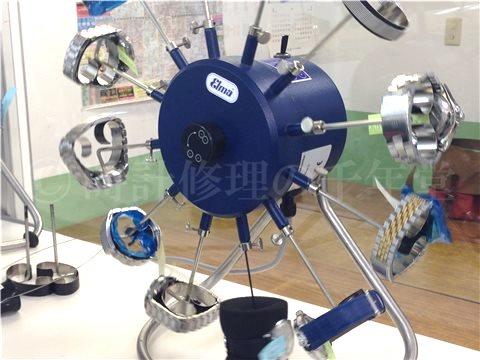 機械式時計の巻上げ機