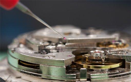 機械式時計の注油