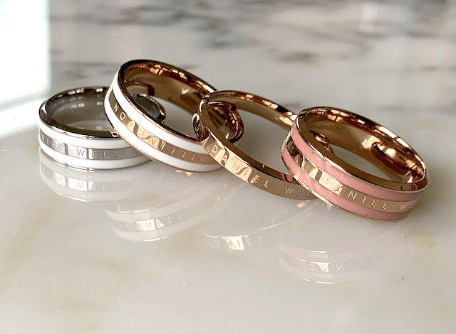 ダニエルウェリントン指輪のサイズ