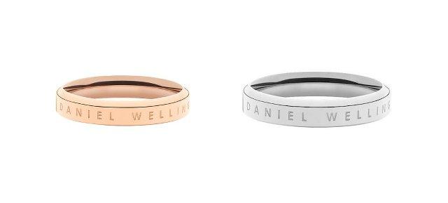 ダニエルウェリントンのクラシック指輪リング