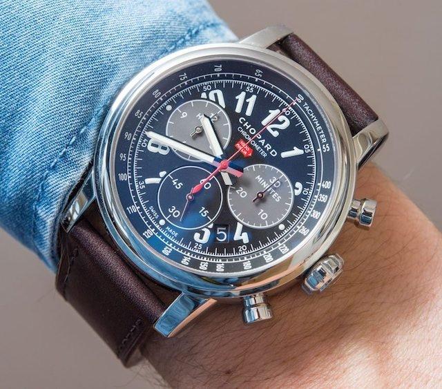 ショパールミリア時計