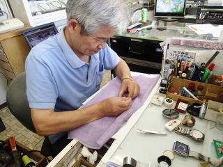 宇都宮市で時計のオーバーホールを行なっている口コミの修理専門店