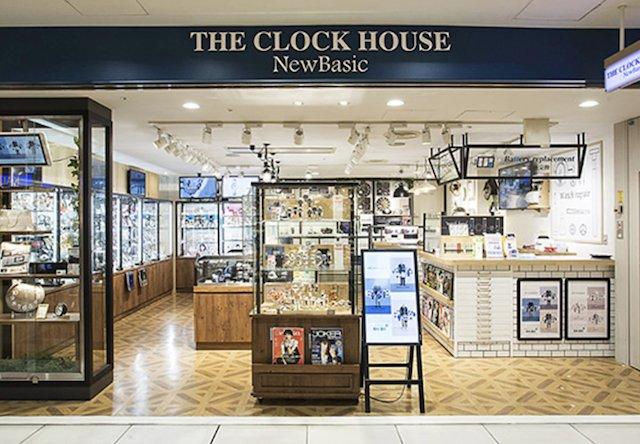 ザックロックハウスで時計のオーバーホールや修理