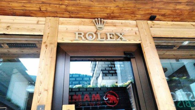 スイスのロレックス