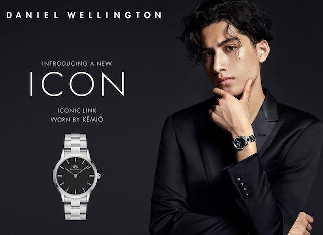 けみおの時計ダニエルウェリントン