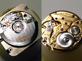 松戸で時計の修理やオーバーホールを行なっている三光社 吉岡時計店
