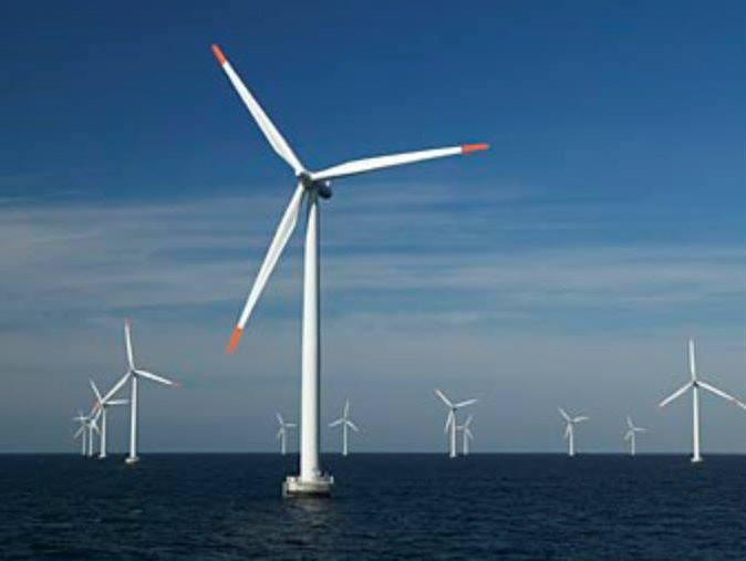 デンマークの風力原動機