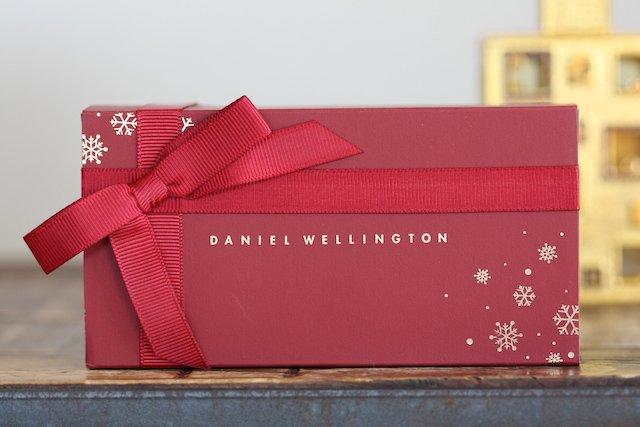ダニエルウェリントンのクリスマスボックス