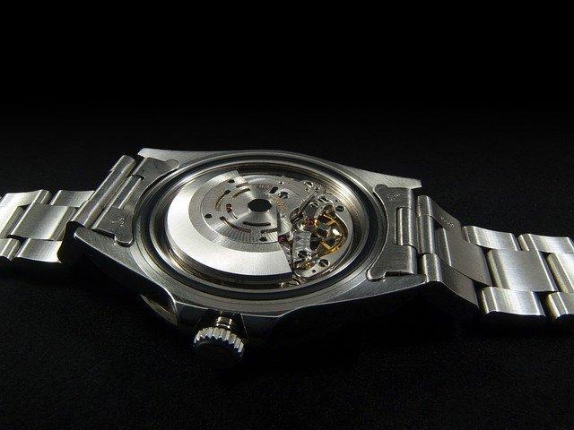 時計のムーブメント