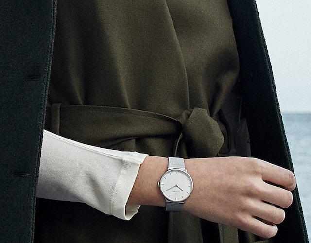 ノードグリーンのレディース時計