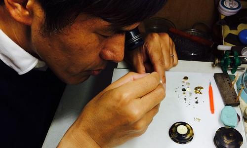 徳島県で時計のオーバーホールや修理ができる原田時計店