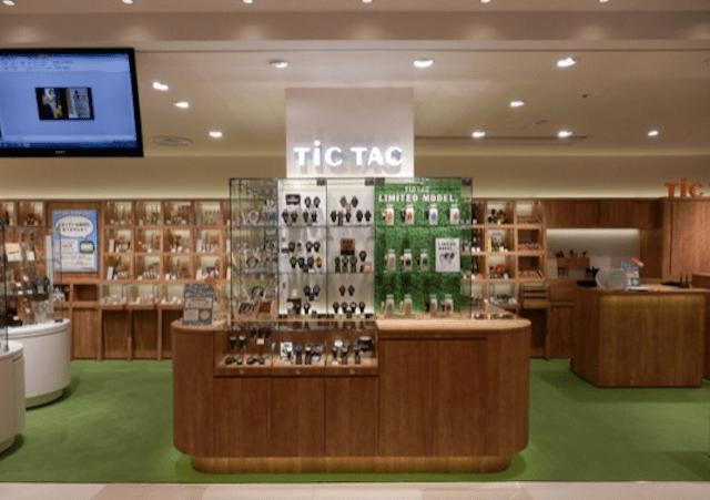 チックタック 柏髙島屋ステーションモール店