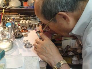 栃木県で時計のオーバーホールを行える川上時計店