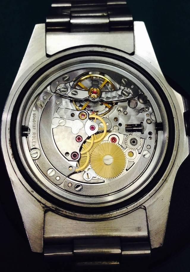 栃木県で時計のオーバーホールを行っている山口時計店