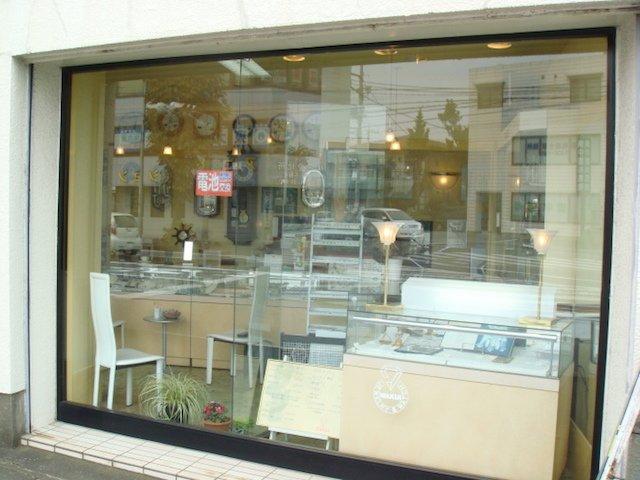 栃木県で時計のオーバーホールを行っているワク井時計店