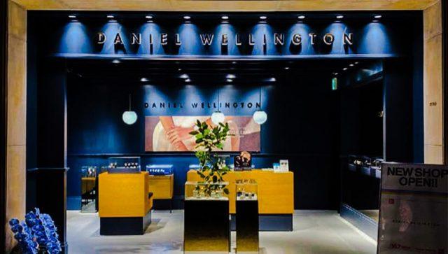 Daniel Wellington ヴィーナスフォート店