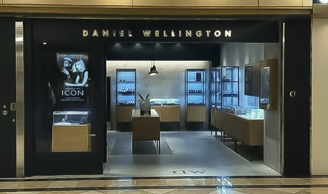 Daniel Wellington 岡山