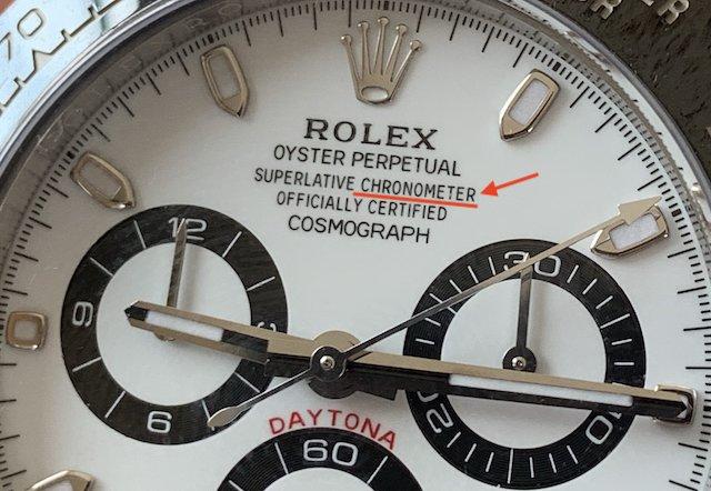 機械式時計のクロノメーターとは?