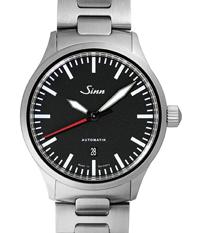 SINN(ジン)の時計で904Lが使われてい時計