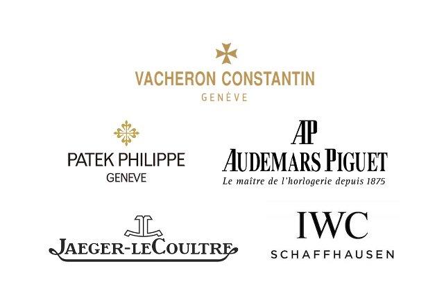 機械式時計で永久保証しているブランド、パテックフィリップ、オーデマピゲ、ヴァシュロンコンスタンタン、IWC、ジャガールクルト