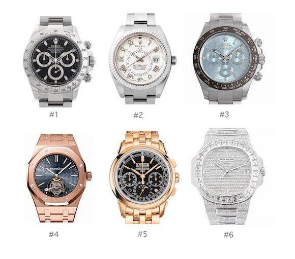 ヒカキンの時計コレクション