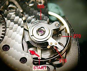 機械式時計の振り角ってなに?大きい方と小さいほうどちらが精度が良いの?
