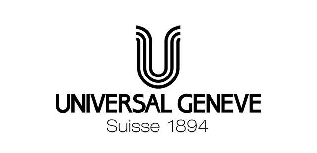 ユニバーサルジュネーブのロゴ