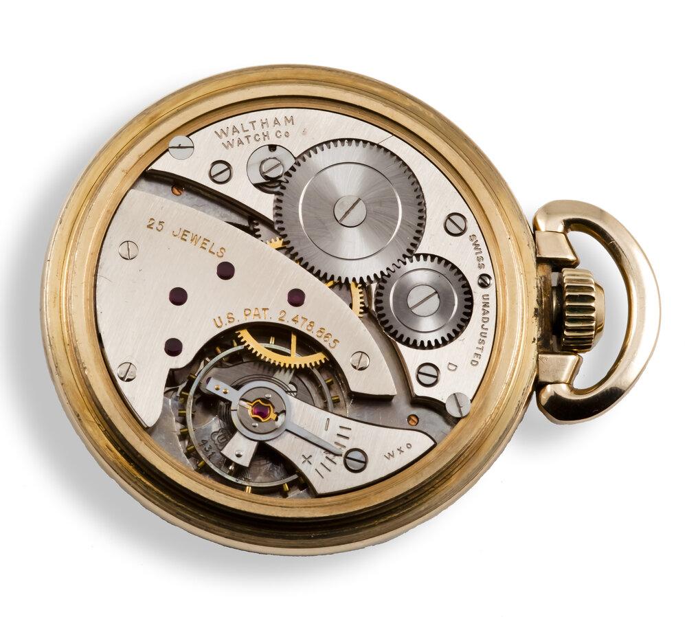 ウォルサムのオーバーホールができるおすすめの修理店、アンティークや懐中時計でも修理をしてもらえる!
